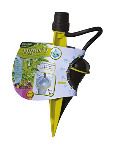 Iriso - die automatische Pflanzenbewässerung für Haus und Garten