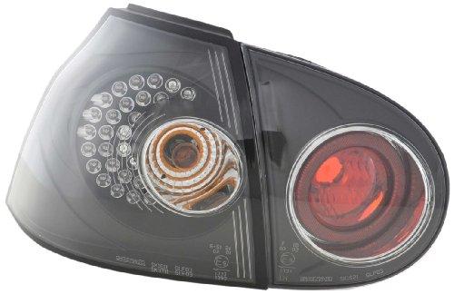 FK Automotive FKRLXLVW8011 LED achterlichten zwart