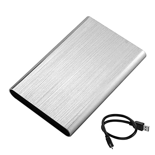 Portable 2TB External Hard Drive for PC, Ma c, PS 4, & Xbo x Portable External Hard Drive HDD USB 3.0 Hard Disk Game Drive
