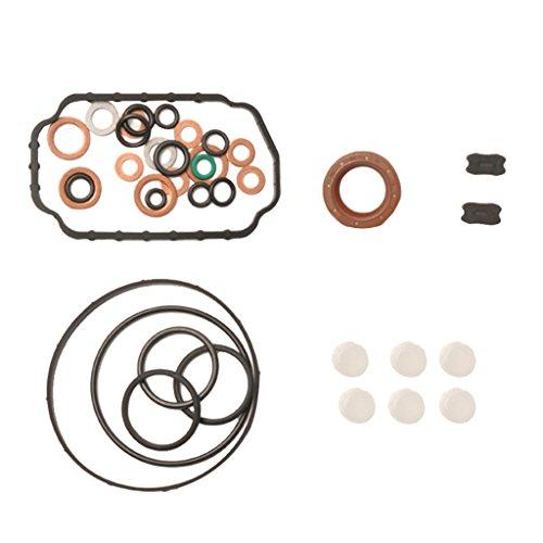 Kit de Reparación Bomba Combustible Diesel Juntas de Goma de Alta Presión Sellos