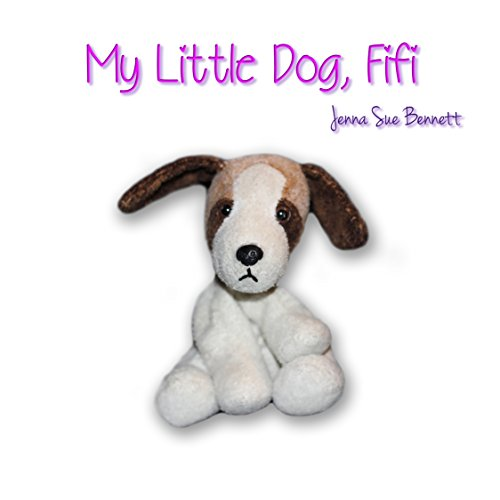 My Little Dog, Fifi audiobook cover art
