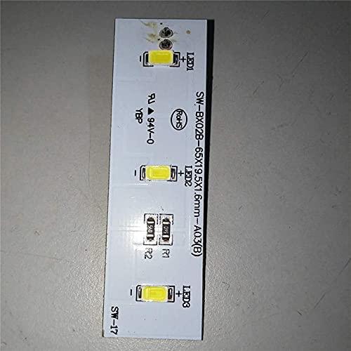 Fauge for Electrolux Refrigerator ZBE2350HCA SW-BX02B LED Light Strip LED Bar for Electrolux Refrigerator ZBE2350HCA SW-BX02B