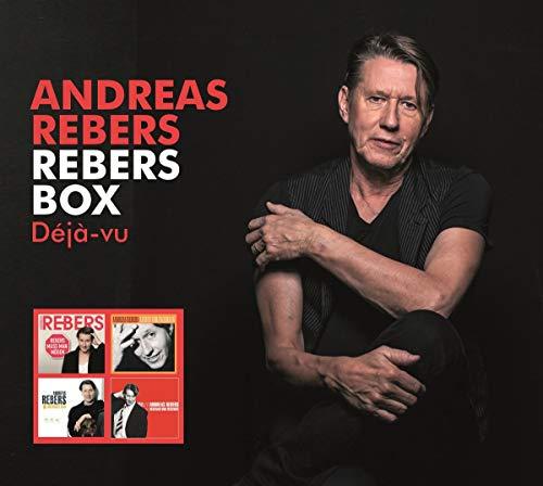 Rebers Box: Déjà vu Titelbild