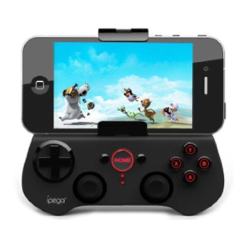 "Preisvergleich Produktbild iPega Drahtlose Bluetooth 3.0 Game Kontroller Gamepad Joypad für Apple iOS iphone 5 4 4S ipad 4 3 2 new mini ipod Android Phone HTC one x Samsung Galaxy S3 2 Note 2 N7100 N8000 Tablet Google nexus 7"" 10"" PC - Digi4u"