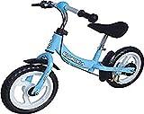 SULOV Niños Bicicleta Rueda Signora, Azul, 12Pulgadas, odraz de Signo de 2