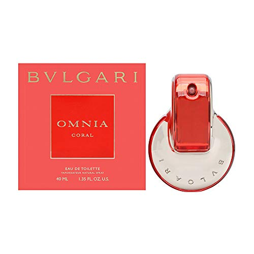 Bvlgari 36348 - Agua de colonia, 40 ml