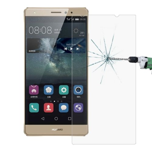 BIPOP CASE [Confezione da 2] Vetro Temperato Huawei Mate S/Pellicola protezione schermo vetro vetro ultra resistente durezza 9H antigraffio Tempered Glass Screen Protector