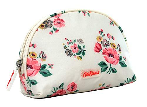 Cath Kidston Grove Bunch Kosmetiktasche, klein, gewölbt, Cremefarben