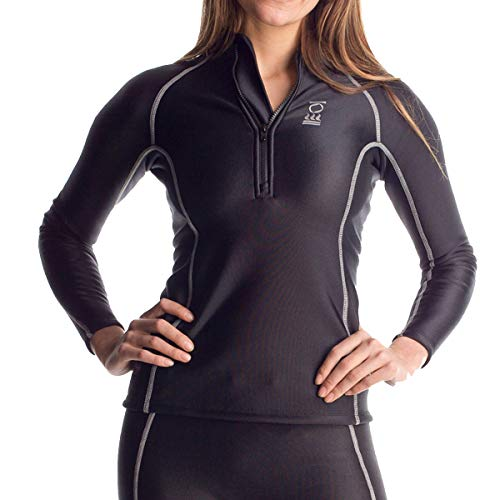 Fourth Element Thermocline Long Sleeve Front Zip Top Women's