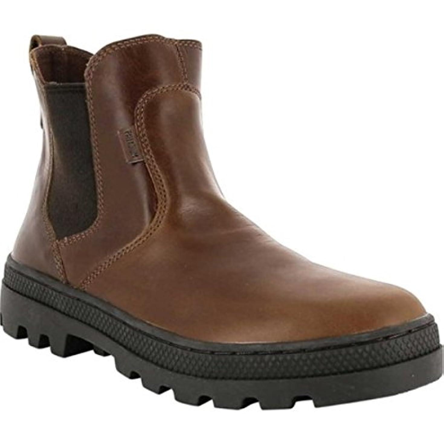 ゴミ箱口述読書(パラディウム) Palladium レディース シューズ?靴 ブーツ Pallabosse L Chelsea Boot [並行輸入品]