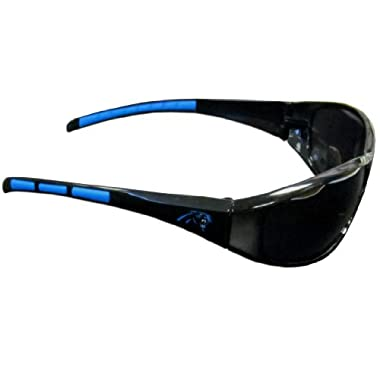 Siskiyou Gifts Co, Inc. Carolina Panthers Wrap Sunglasses
