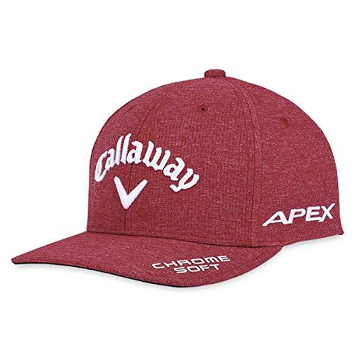 Callaway Golf Mens TA Performance Pro 21 Cap-Red M/L Golf Hat, Hombre,...