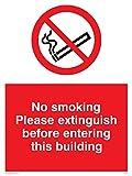 """Viking signos ps18-a5p-v""""no fumar por"""