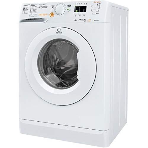 avis machine a laver sechante professionnel Fenêtre Lave-linge / Sèche-linge IndesitXWDA751480XWFR1 – Sèche-linge avant pour lave-linge – Autonome-…