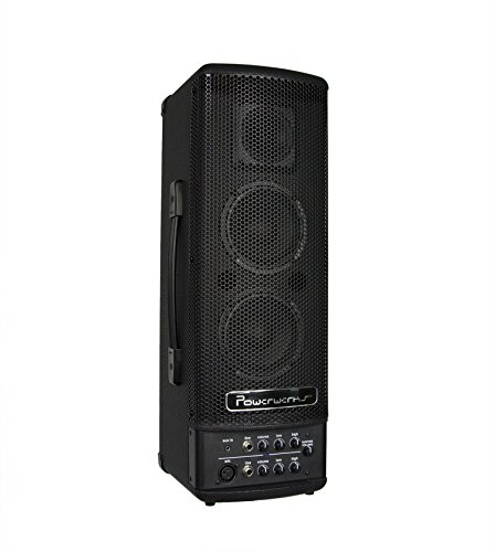 PowerWerks 40 Watt RMS Personal PA System, Battery Powered, Bluetooth capability