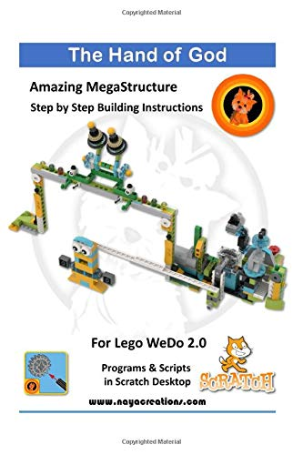 The hand of God: Model and project for Lego WeDo 2.0