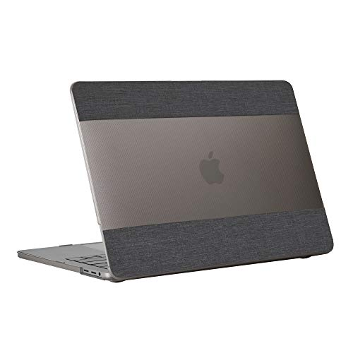 PROXA MacBook 13 inch Case with Woolenex Fabric - Hard Shell Scratch Resistant Case Cover for Pro (Pro 13' [2020]【A2289/A2251】, Space Grey)