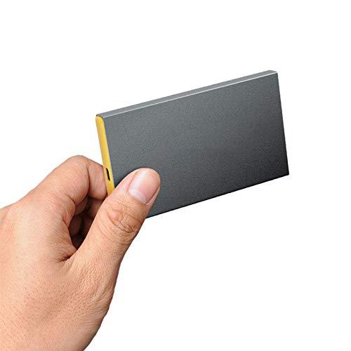 SSD de 1 TB Pro externa unidad de estado sólido, a prueba de gota y prueba de polvo del teléfono móvil portátil de disco duro,...
