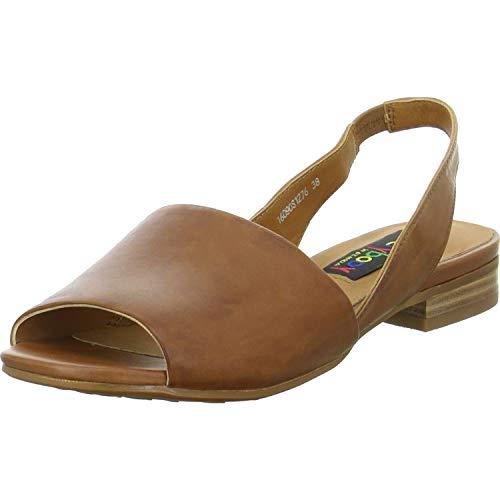 Everybody Sandaletten 16090 Größe 38 EU Braun (Braun)