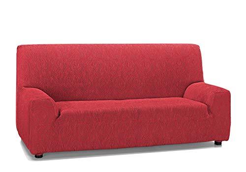 Martina Home Indiana Funda de sofá, Rojo, 3 Plazas 🔥