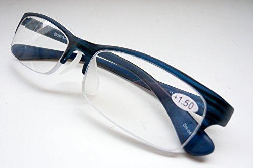[DULTON BONOX]ダルトン Reading glasses  老眼鏡 YGH60BL/1.0