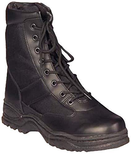 McAllister Outdoor Boots Stiefel Einsatzstiefel Wanderstiefel Trekkingstiefel (Schwarz/42)