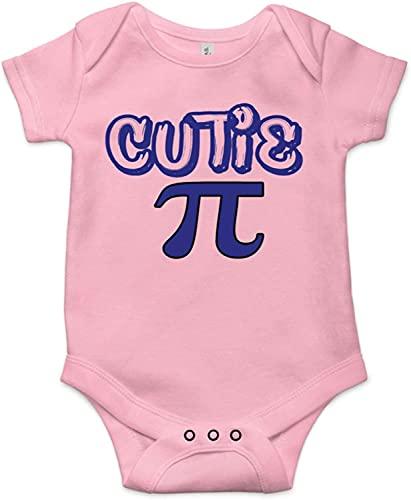 Toll2452 Baby Romper Cutie Pie Divertido Bebé Inteligente Camisa Bebé Bebé Bebé Mono De Una Pieza
