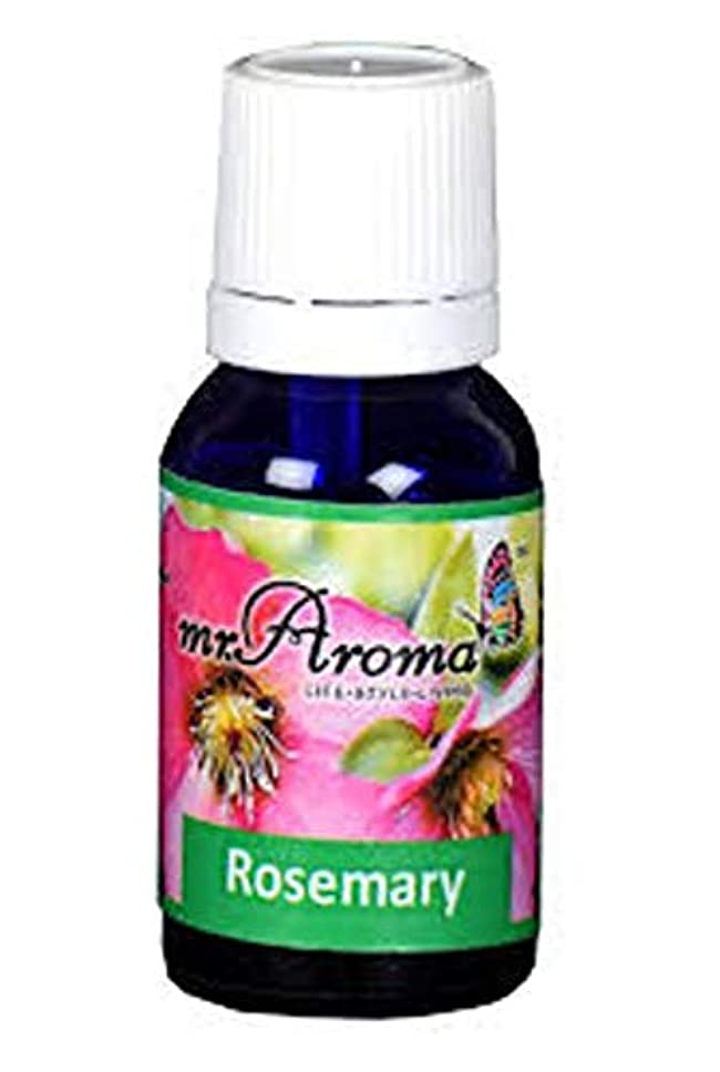 ファイアル化学以内にMr. Aroma Rosemary Vaporizer/Essential Oil 15ml