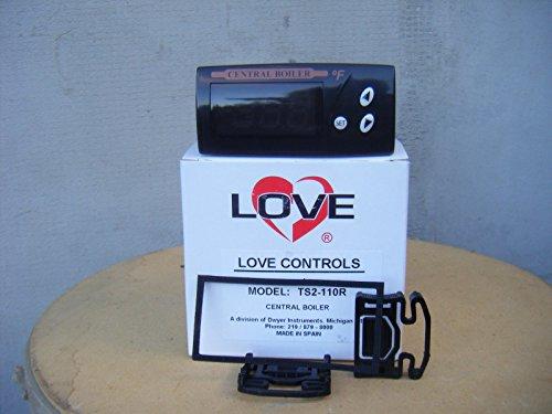 Central Boiler Outdoor Wood Digital Temp Controller