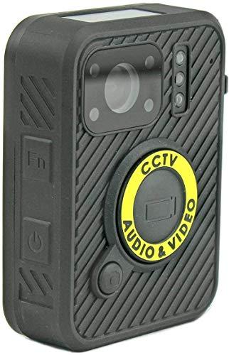 Cuerpo llevar cámara seguridad de recableado SSC-LUXon RX-3Lite alta definición 1080p Sia portero