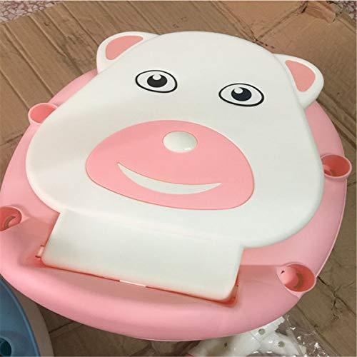 BABIFIS Toilette per Bambini, vaschette, vasino per Bambini in Cartone Animato Toilette per Orsetti orinatoio per Bambini