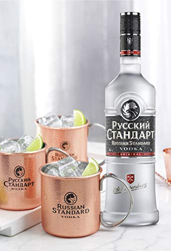 Russian Standard Original Vodka - 5