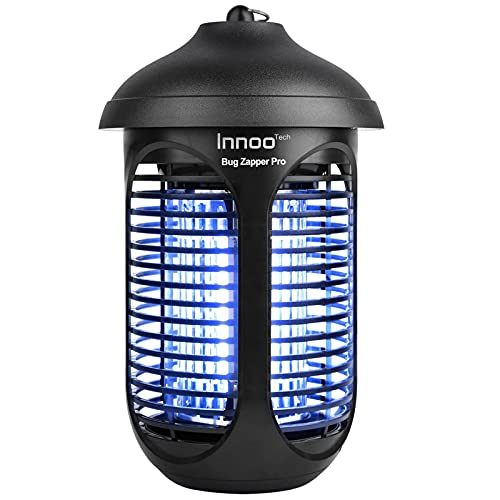 Innoo Tech Bug Zapper for Indoor and Outdoor, Electric Mosquito Zapper 4800V, Waterproof Mosquito Killer Insect Fly Trap with Attractant for Home, Patio, Backyard