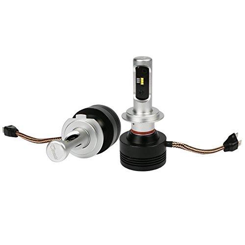 60W 9600lm H8 H9 H11 LED Ampoules de phare kit de conversion -6pcs ZES LED Chips