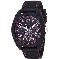 Guess Dash Analog Japanese Quartz Men's Bracelet Watch (W1256G1)