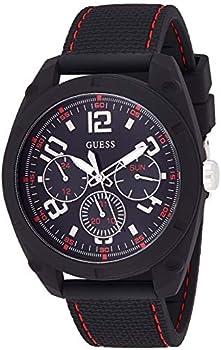 Guess Dash Analog Japanese Quartz Men's Bracelet Watch