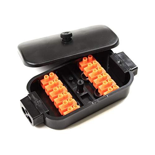 Verdeeldoos aanhanger 12-polig verbindingsdoos elektrische doos verdelerkast NIEUW