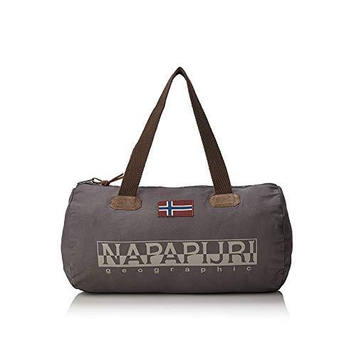 Napapijri Bags Bolsa de Deporte, 60 cm, 48 Liters, Gris (Volcano)