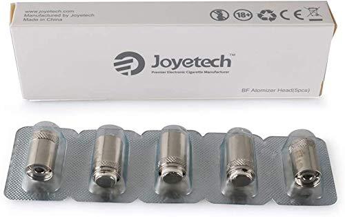 Joyetech BF SS316 Verdampferköpfe 1,0 Ohm für Joyetech eGo AiO/Cubis- 5er Pack (1.0 ohm)