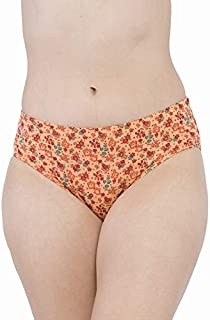 VIP Feelings A102 Innere Elastic Cotton Hipster Assorted Panties - Pack of 6