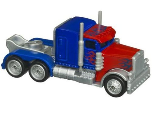 RPMs - Mini Vehicle Single Packs Series 02 – Optimus Prime (azul & Silver)