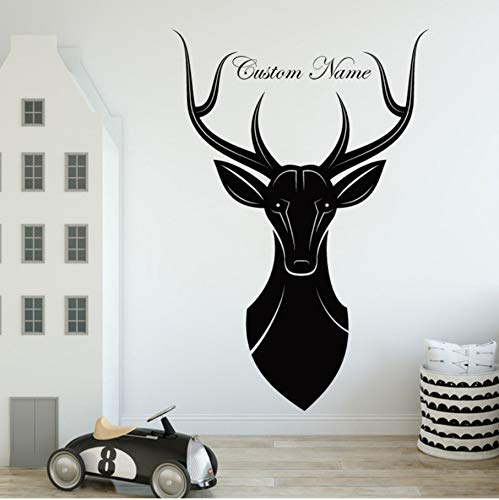 Produits Stickers Muraux Animaux Lover Animal Décoration de la maison Accessoires pour Salon Kids Room Decal de Vinyle 58x86cm