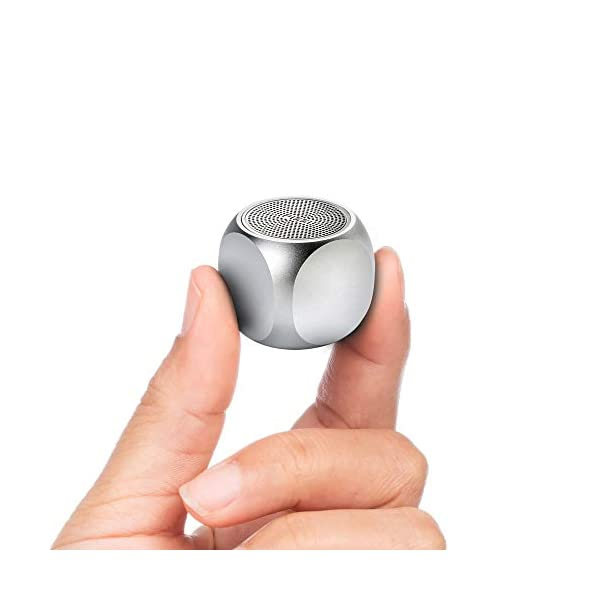 Mini Portable TWS Bluetooth Speaker Amazing Sound Indoor and Outdoor Pizzi Speaker Last 4 H - Two can Make Stereo 3