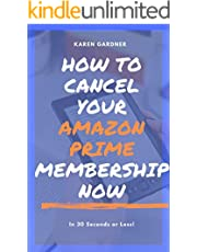 How to Cancel Amazon Prime Membership Now: In less than 30 seconds!