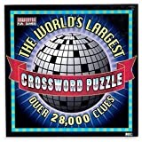 Worlds Largest Crossword Puzzle by Herbko