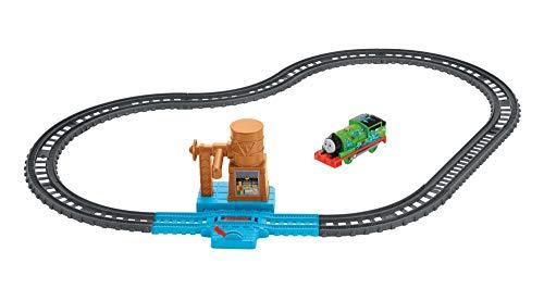 Thomas & Friends FXX64 Trackmaster - Juego de Torre de Agua, Multicolor