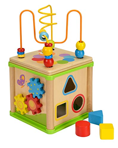 Beluga 50113 Cube de Moteur Multicolore