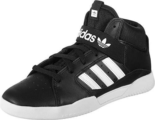 adidas Vrx Cup Mid, Scarpe Running Uomo, Nero (Cblack/Ftwwht/Ftwwht Cblack/Ftwwht/Ftwwht), 40 EU