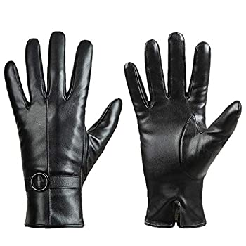 Best womens leather winter gloves Reviews