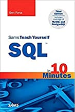 Best sams teach yourself sql in 10 minutes files Reviews
